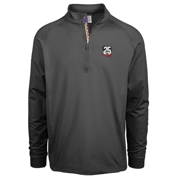 Levelwear Coyotes 25th Anniversary Calibre Long Sleeve 1/4 Zip Pullover