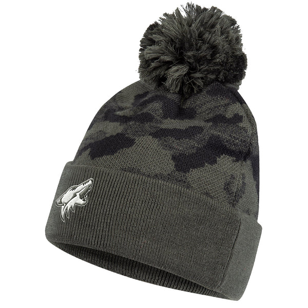 Adidas Arizona Coyotes Camo Knit