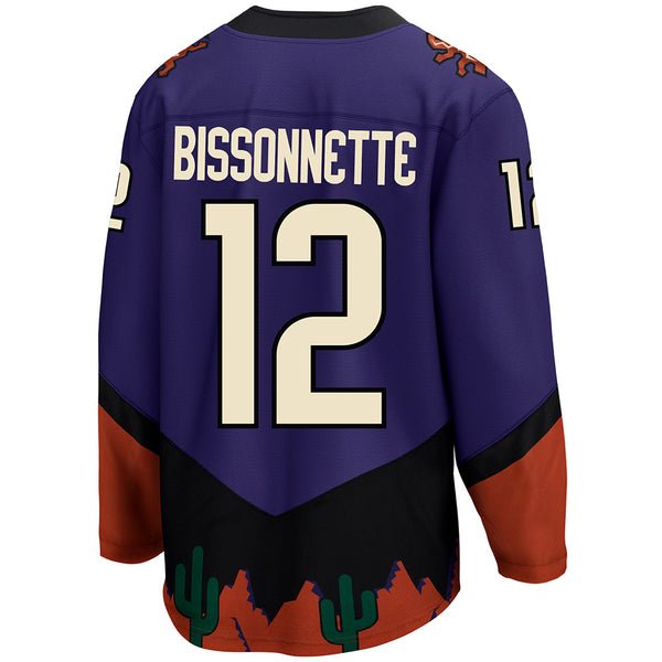 Arizona Coyotes Fanatics Branded Paul Bissonnette Special Edition Breakaway Jersey