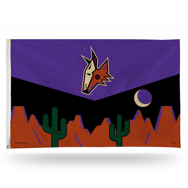 Arizona Coyotes 3x5 Special Edition Flag