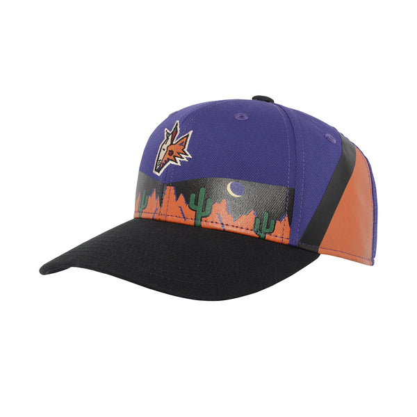 Arizona Coyotes Youth Reverse Retro Adjustable Hat