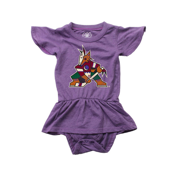Infant Coyotes Kachina Ruffle Skirt Bodysuit