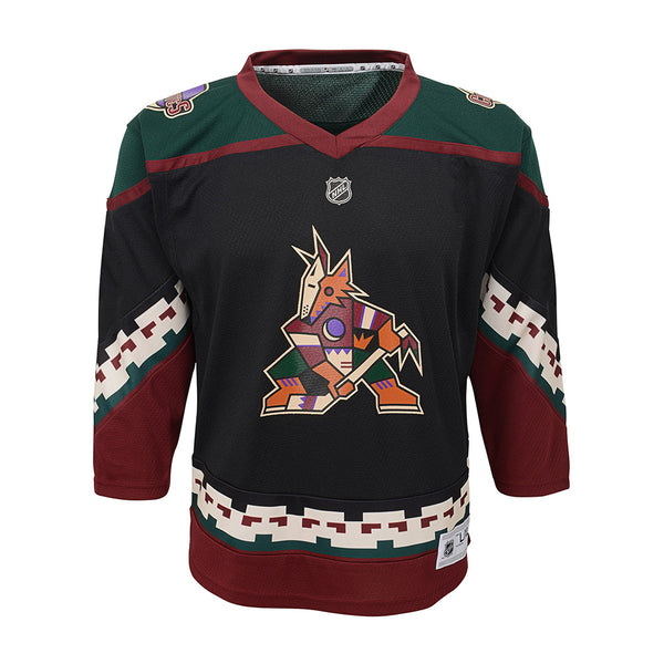 Outerstuff Youth Arizona Coyotes Premier Alternate Jersey