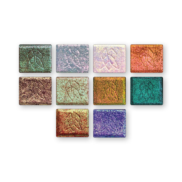 Multichrome Eyeshadows - All Star Bundle