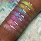 Glitter-Type Iridescent Multichrome Bundle