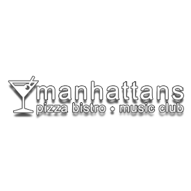 Manhattans Pizza Bistro and Music Club