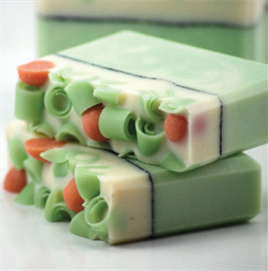 Cucumber Melon  Organic Soap