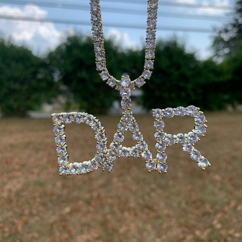 Custom Diamond Necklace