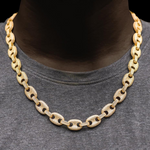12mm Diamond Gucci Link Cuban