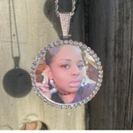 DAR XXL Photo Necklace