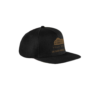"Snapback Cap - ""Eat, Sleep. Mocc, Repeat."""