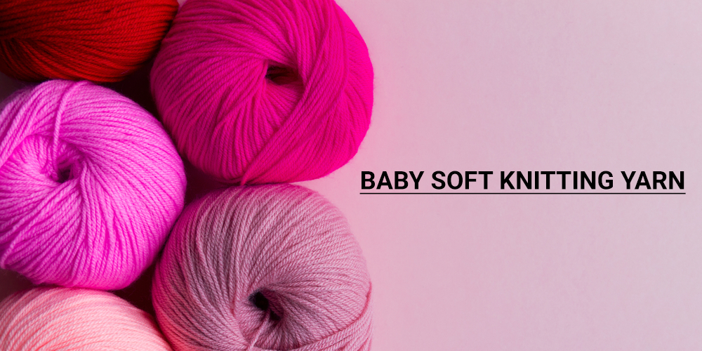 Baby Soft Knitting Yarn | Vardhmanknitworld
