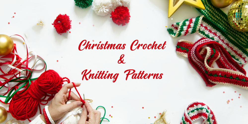 Christmas Knitting & Crochet Patterns
