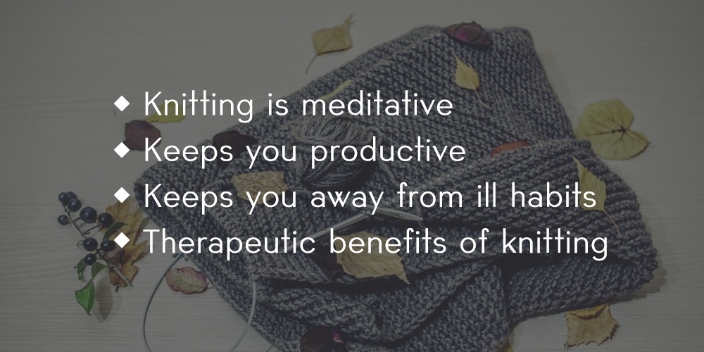 Is Knitting A Stress Reliever?
