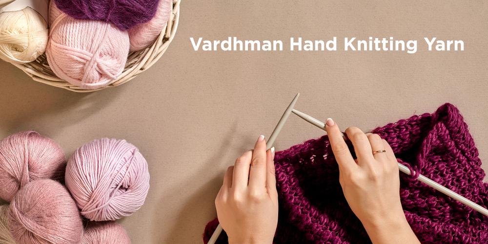 Vardhman Hand Knitting Yarn