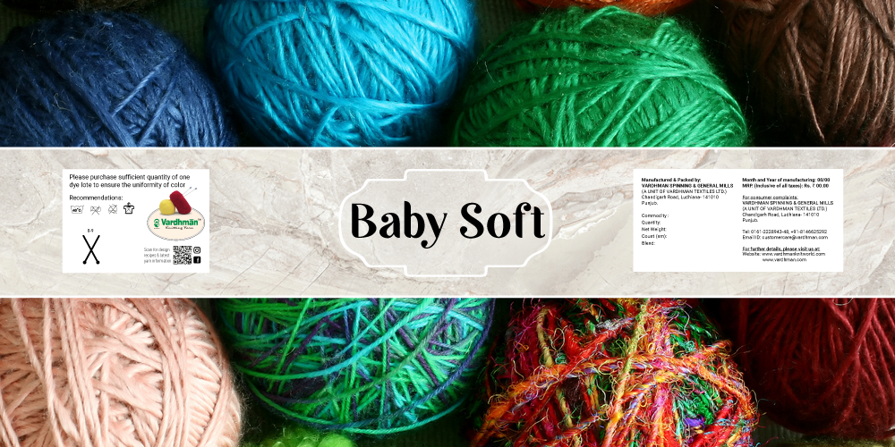 Complete Guide for reading a yarn label - Vardhman Yarn