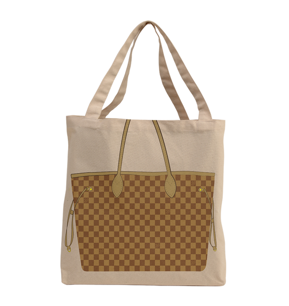 London Tote - Tonal Brown