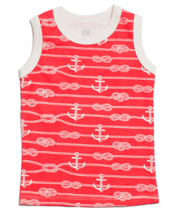 Red Anchors Tank