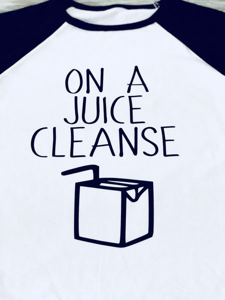 Juice Cleanse Raglan