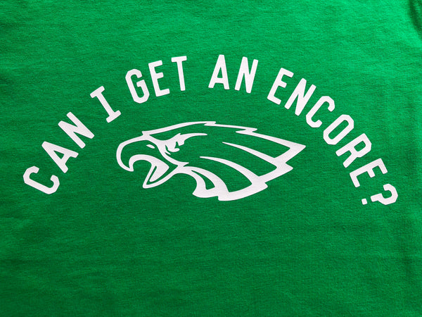 Eagles Tee - Green