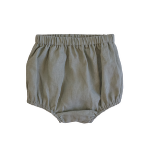 Linen Nappy Cover <br> Sage