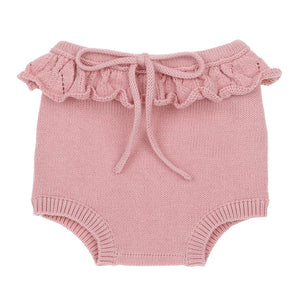 Knitted Bloomers <br> Petal