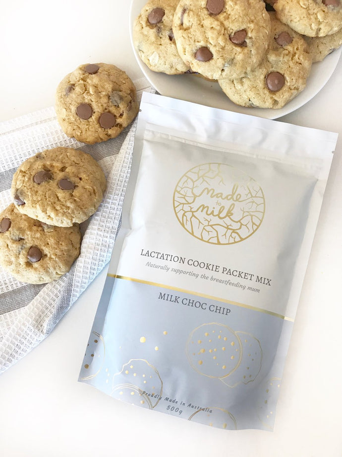 Milk Chocolate Chip Packet Mix