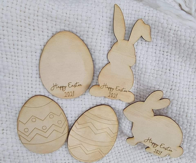 Decorate your own Easter pack