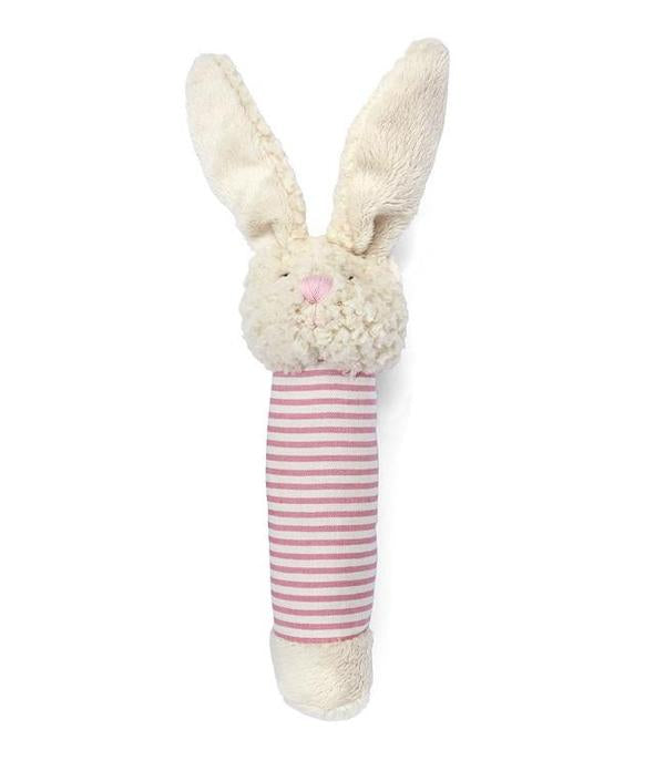 Bella Bunny Rattle <br> Pink