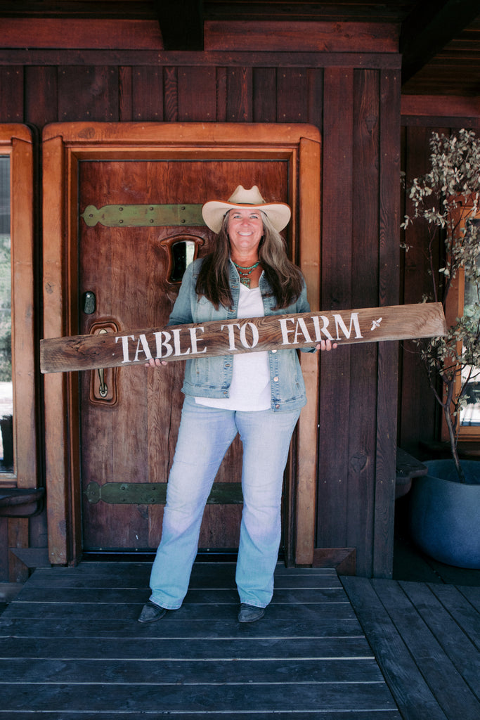 Meet Lynette Sonne of FARMstead ED & SLO County Farm Trail in San Luis Obispo County