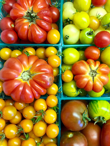 Heirloom Tomato Festival Weekend at Windrose Farm Sept. 23-24