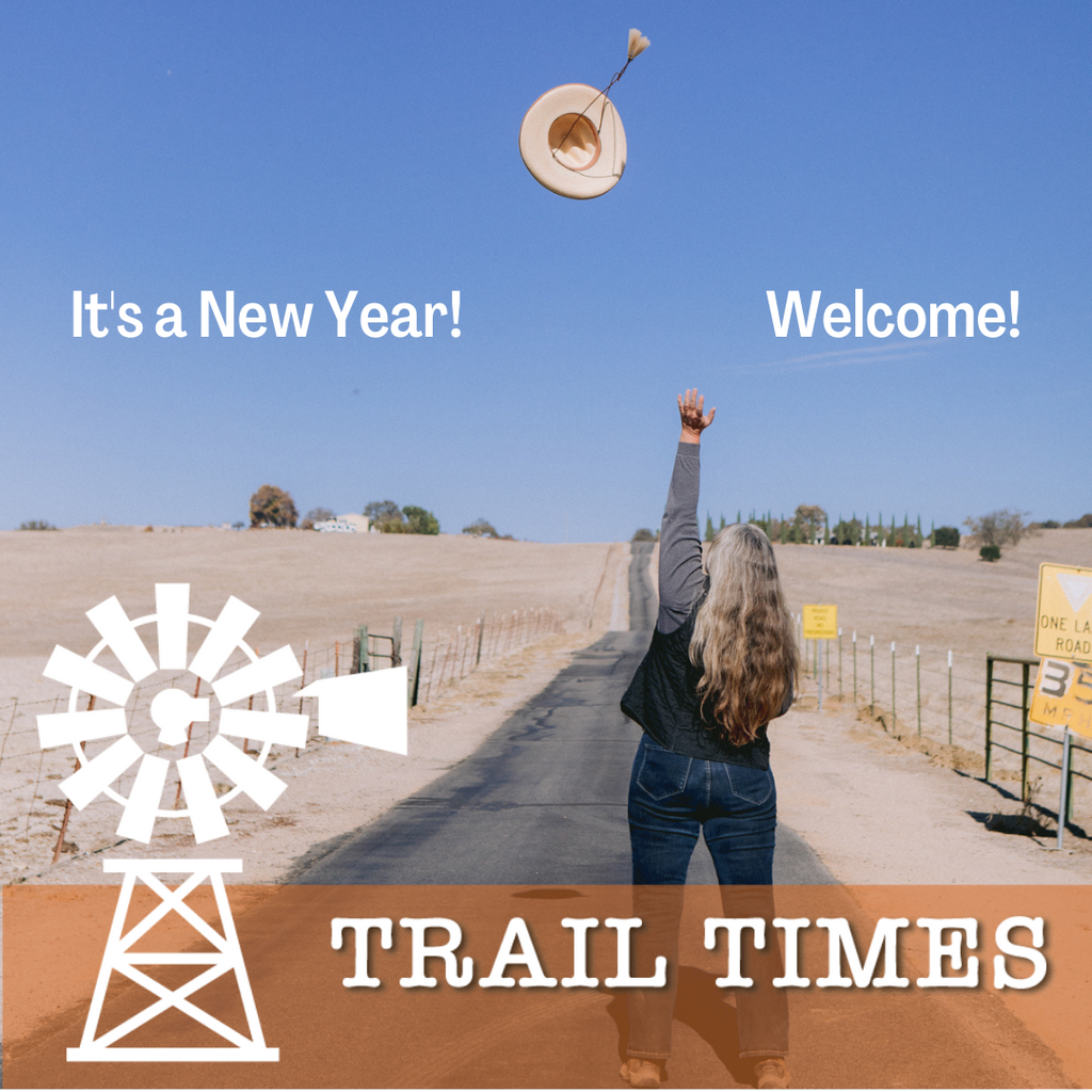 It's a New Year on the SLO Co Farm Trail...
