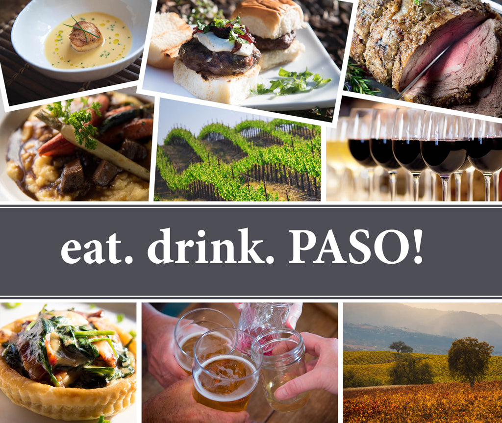 Paso's newest cookbook features FARMstead ED Recipes!