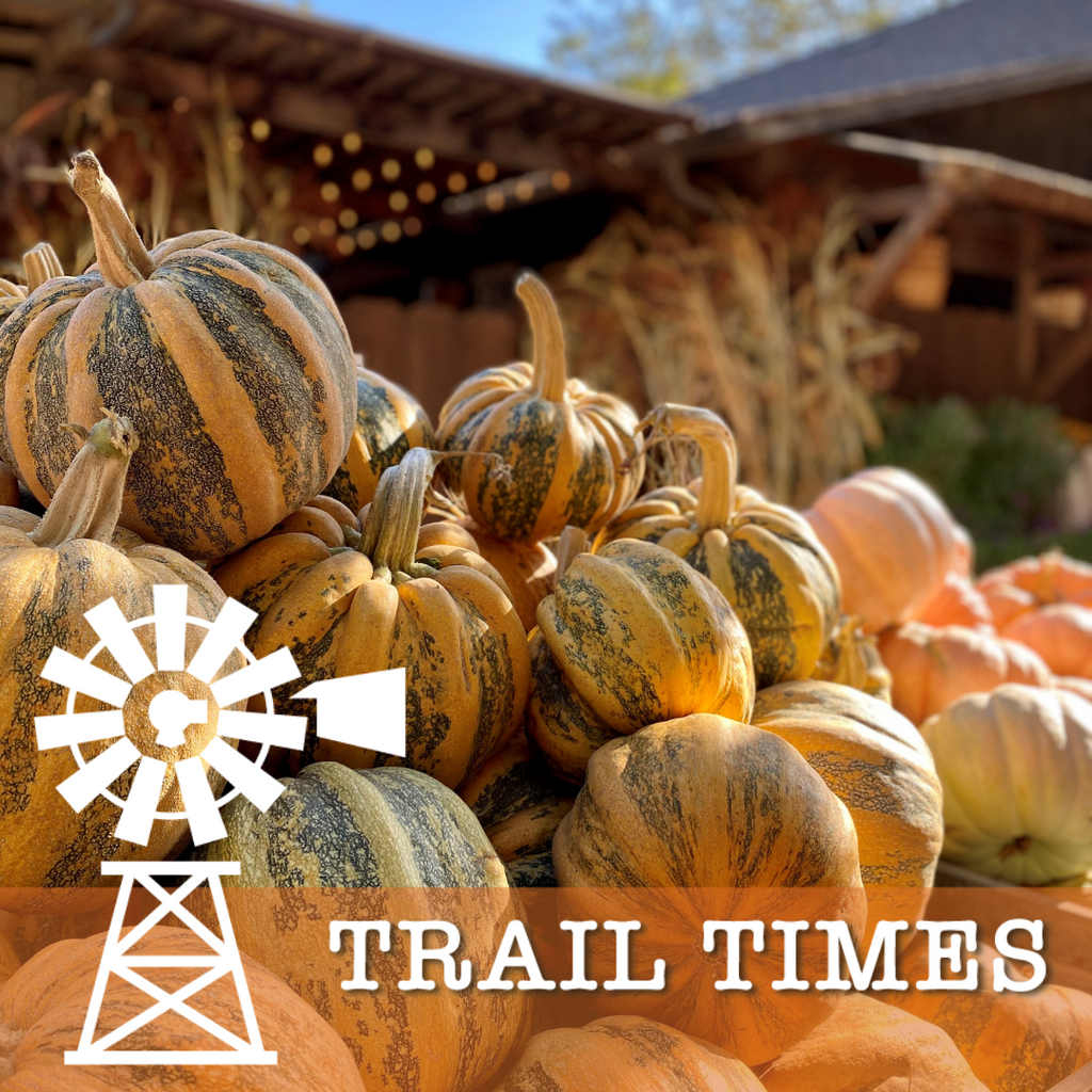 FALL Trail Times