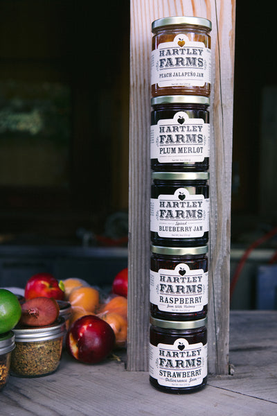 It's a Jam Session!  Farm Tour & Jam making workshop at Hartley Farms   Sunday July 19th ~ 10a-1p