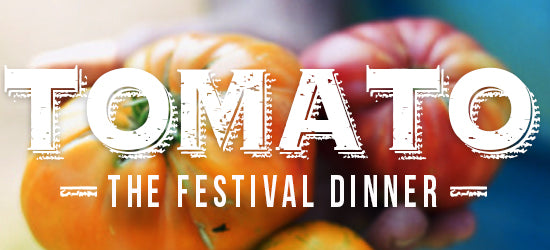 """TOMATO"" - The Dinner  Sunday  September 23"