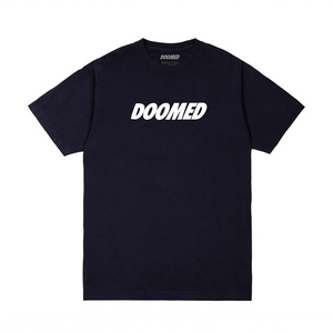 BASICS LOGO TEE - BLACK