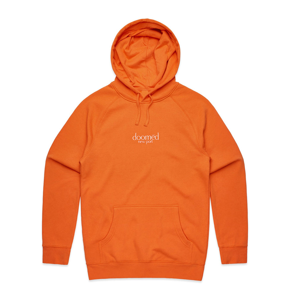DOOMED NEW PORT HOOD - ORANGE
