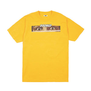 EWHEYES TEE - YELLOW