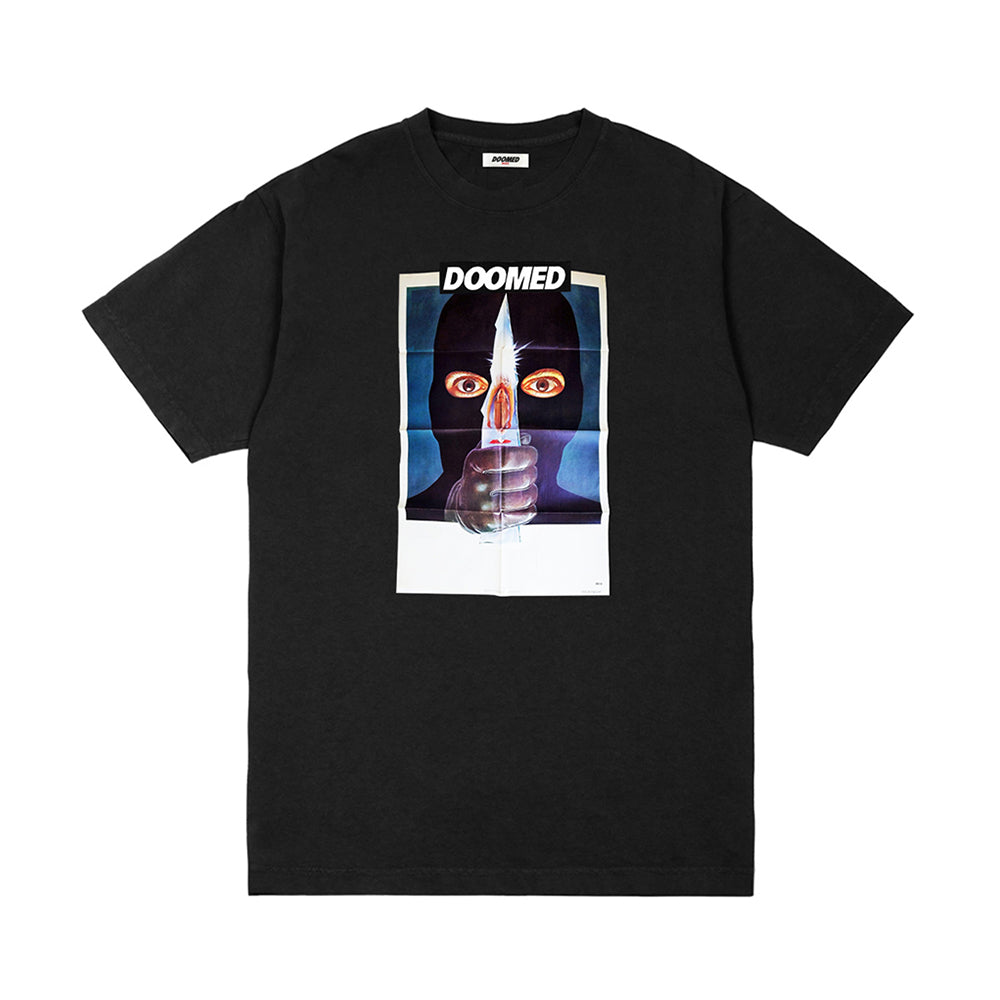 PROM NIGHT TEE - BLACK