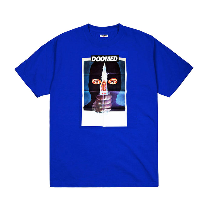 PROM NIGHT TEE - BLUE