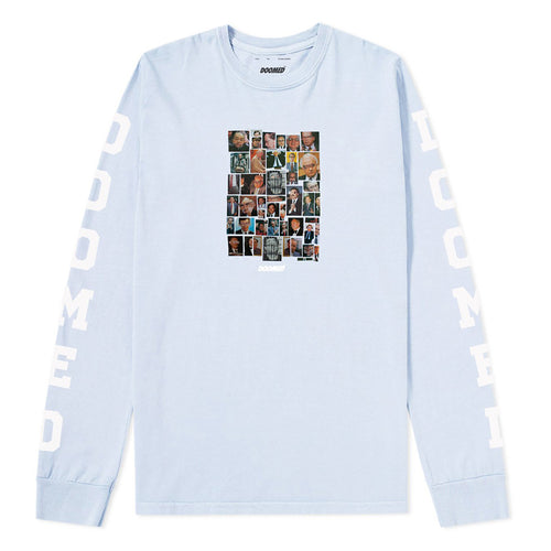ESTABLISHMENT LONG SLEEVE - LIGHT BLUE