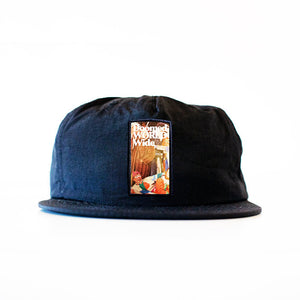 CLOWN CAP - BLACK
