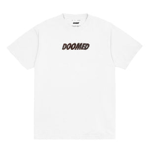 CRACKED TEE - WHITE