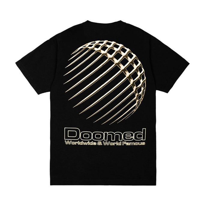 World Famous Tee Black