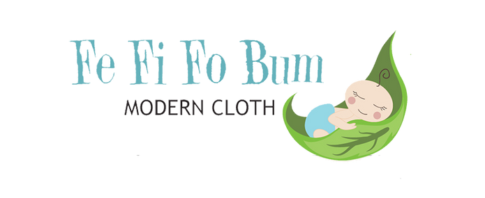 Fe Fi Fo Bum - Modern Cloth