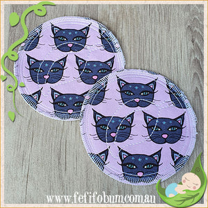 (BP034) Breast Pads - Days - backed with cotton knit