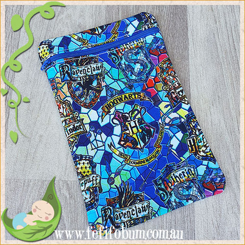 (WB005) Mini PUL lined wetbag 14cm x 22cm cotton knit