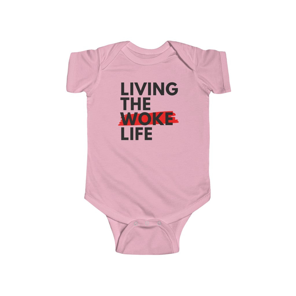 The Woke Life Infant Bodysuit