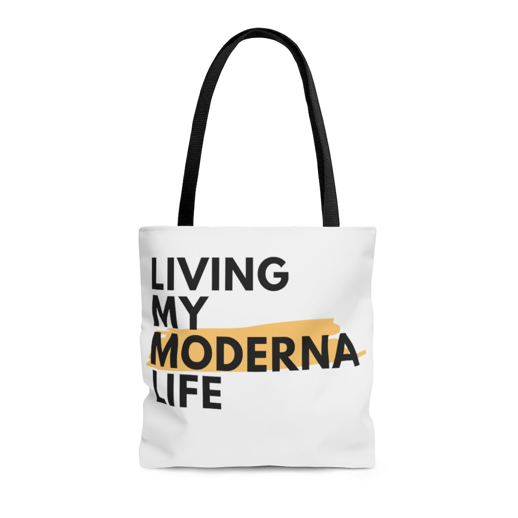 The Moderna Life Tote Bag